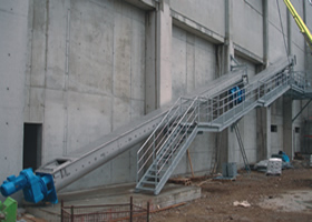 MSC - MERI SCREW CONVEYORS
